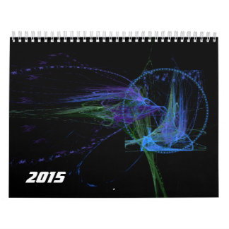 Fractals for 2015 v2 wall calendar
