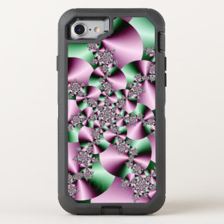 Fractals In Fractals OtterBox Defender iPhone 8/7 Case