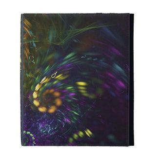 Fractals in Motion iPad Folio Case