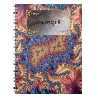 Fractals Notebook