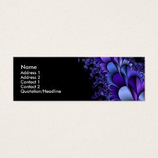 FractalViolet Mini Business Card