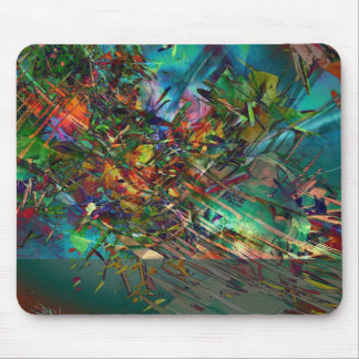 fraction mouse pad