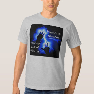 Fractional Reserve Adult Tee