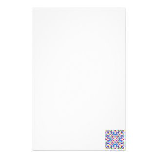 Fractured Fractal Art Customized Stationery