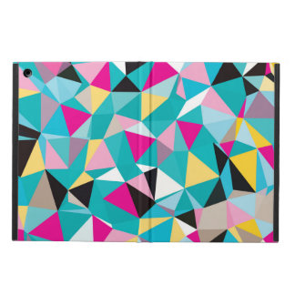 Fractured Geometric Pattern iPad Air Cover
