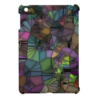 Fractured Glass iPad Mini Case