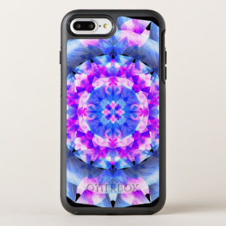 Fractured Light Mandala OtterBox Symmetry iPhone 7 Plus Case