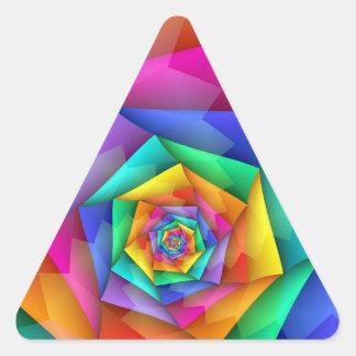 from Keenan gay triangle rainbow