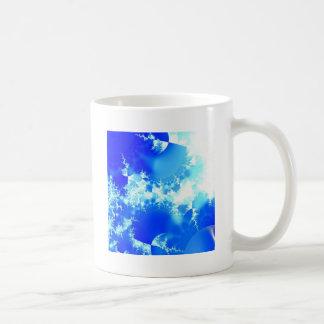 Fractured Sky Basic White Mug