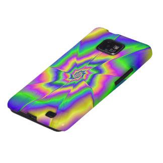 Fractured Spiral Samsung Galaxy S2 Case