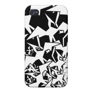 Fractyl Pterodactyl iPhone 4/4S Cases