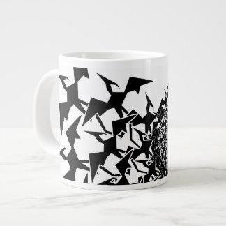 Fractyl Pterodactyl Large Coffee Mug