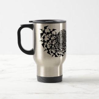 Fractyl Pterodactyl 15 Oz Stainless Steel Travel Mug