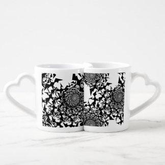 Fractyl Pterodactyl Swarms Lovers Mug Set