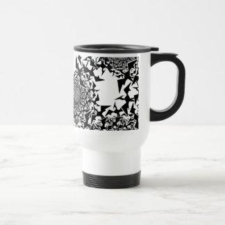 Fractyl Pterodactyl Swarms Travel Mug