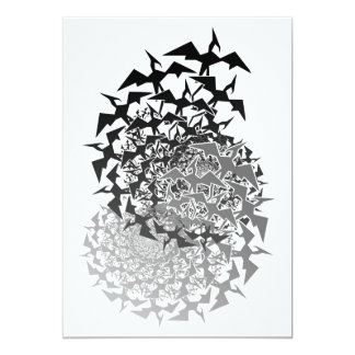 Fractyl Pterodactyl Two Swarms Card