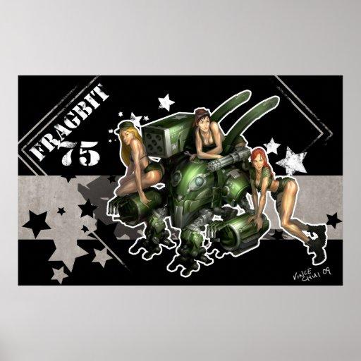 Fragbit-75 Poster
