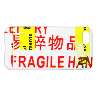 FRAGILE Markings - COOL Asian Characters iPhone 8/7 Case