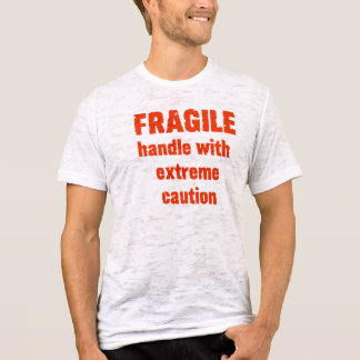 FRAGILE MEN T-Shirt