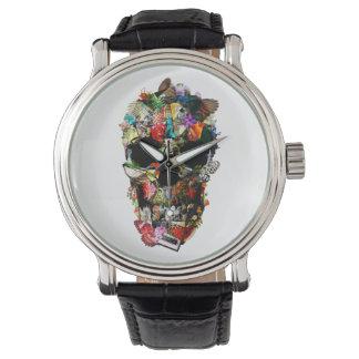 Fragile Skull Wrist Watches