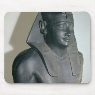 Fragment of an Egyptian style statue of Ptolemy I Mouse Mat