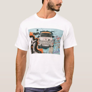 Fragment of Berlin wall T-Shirt