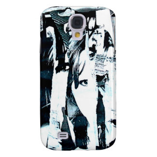 Fragmented Identity - iPhone 3G 3GS speckcase Galaxy S4 Covers