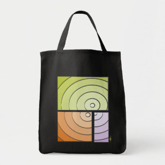 Fragmented Lilac Bags