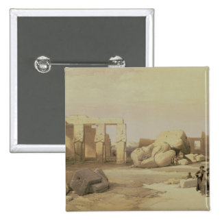 Fragments of the Great Colossus 15 Cm Square Badge