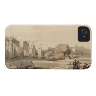 Fragments of the Great Colossus at The Memnonium, Case-Mate iPhone 4 Case