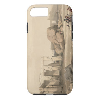 Fragments of the Great Colossus at The Memnonium, iPhone 8/7 Case