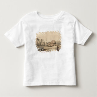 Fragments of the Great Colossus at The Memnonium, Toddler T-Shirt