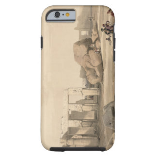 Fragments of the Great Colossus at The Memnonium, Tough iPhone 6 Case