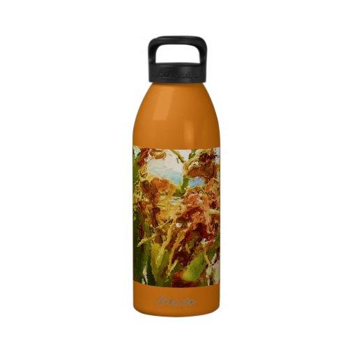 Fragrant Dendrobium Spectabile Orchids Drinking Bottles
