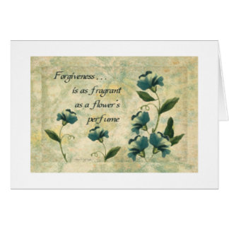 Fragrant Forgiveness Card