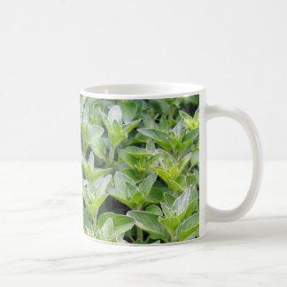 Fragrant Oregano Coffee Mug