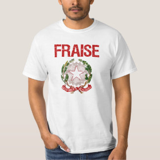Fraise Italian Surname T-shirts