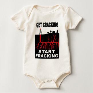 FRAKING BABY BODYSUIT
