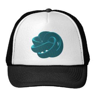 fraktaler knot trucker hat