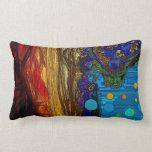 Fram - Abstract Pillow