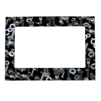 Frame - Magnetic - Nuts and Bolts Frame Magnets