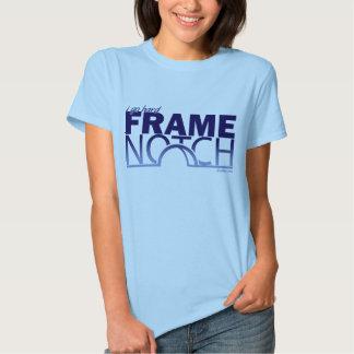 Frame Notch Tee Shirt