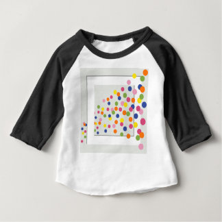 Framed Circles Baby T-Shirt