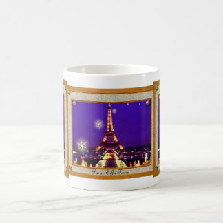 Framed Eiffel Tower Mug
