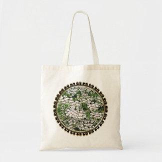 Framed Flowers #2 Budget Tote Bag
