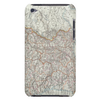 France 10 iPod touch case