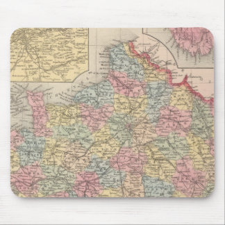 France 10 mouse pad