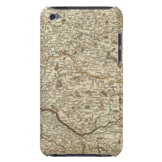 France 11 barely there iPod case