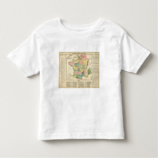 France 15 toddler T-Shirt