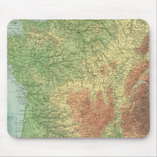 France 16 mouse pad